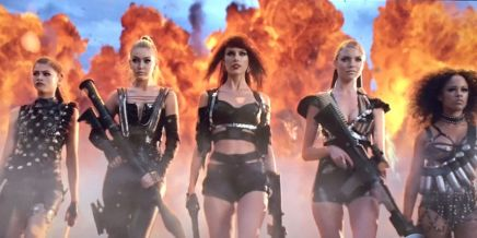 Taylor Swift 'Bad Blood' video